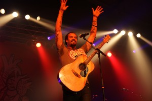 Nitefall with Michael Franti